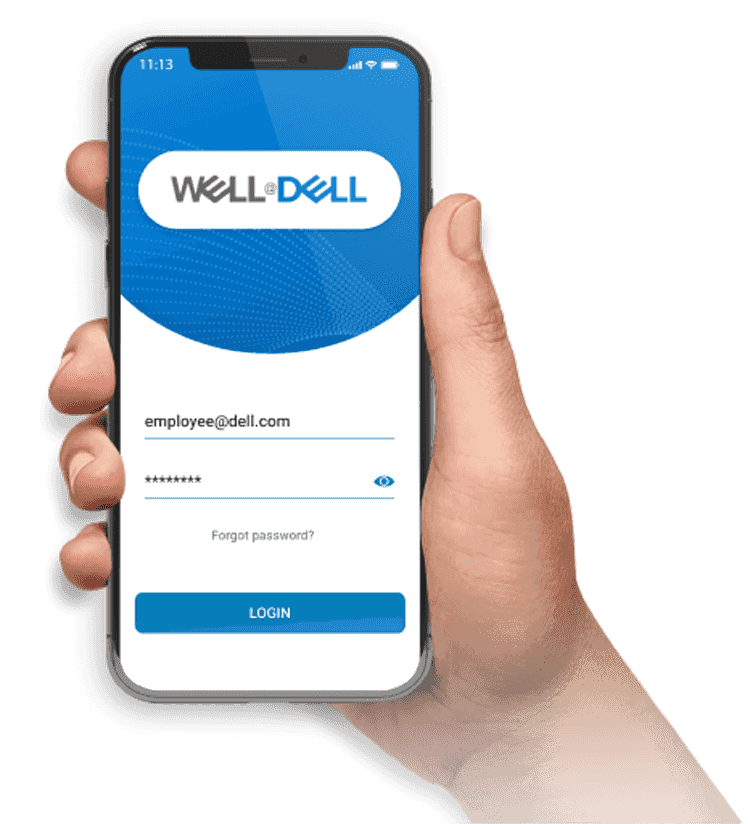 wellat-well-dell-app